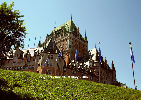 18 - The Great Chateau Frontenac - Old Quebec City