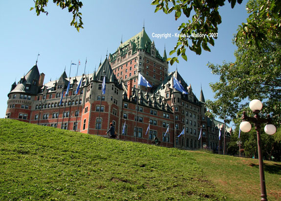 16 - The Chateau Frontenac - Quebec City