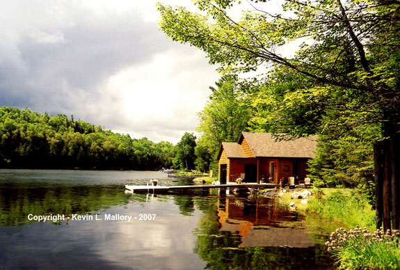 23 - Private Cottage Cabin on Bald Lake - near Bobcaygeon, Ontario
