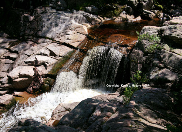 16 - The Woodland Falls - Margaree Valley, Cape Breton