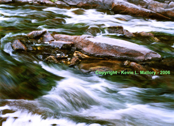 34 - Rapids on the Madawaska River - Calabogie, Ont