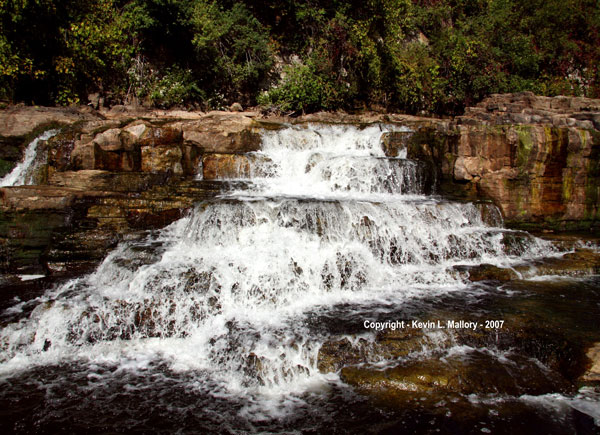 26 - The Almonte Falls in Late Summer