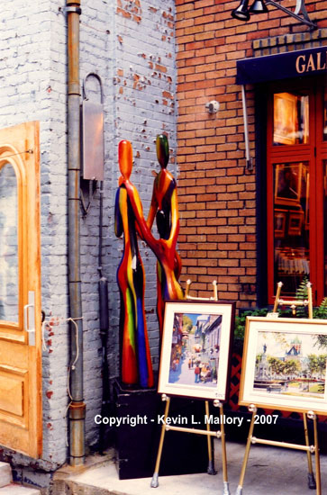 13 - Art Gallery and Craft Shop - Old Quebec City