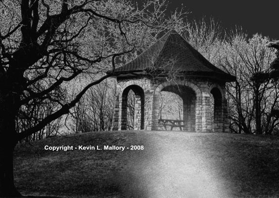 14 - The Melodramatic Gazebo